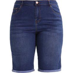 Bermudy damskie: Dorothy Perkins Curve Szorty jeansowe mid wash