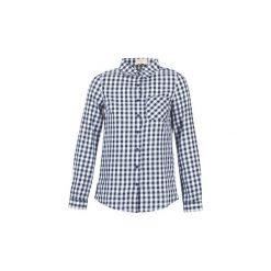 Koszule Moony Mood  FANFANTI. Niebieskie koszule wiązane damskie Moony Mood, l. Za 87,20 zł.