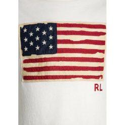 Odzież damska: Polo Ralph Lauren FLAG Tshirt z nadrukiem nevis
