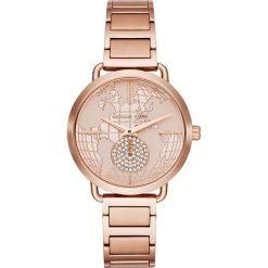 Zegarek MICHAEL KORS - Portia MK3828  Rose Gold/Rose Gold. Żółte zegarki damskie Michael Kors. Za 1149,00 zł.