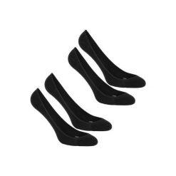 Skarpety do szybkiego marszu WS Fresh 140 Ballerina czarne (2 pary). Czarne skarpetki męskie marki NEWFEEL, z bawełny. Za 19,99 zł.
