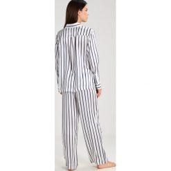 ASCENO Spodnie od piżamy navy. Niebieskie piżamy damskie ASCENO, s, z jedwabiu. Za 779,00 zł.
