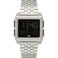 Zegarki męskie: Adidas Timing ARCHIVE M1 Zegarek cyfrowy silvercoloured