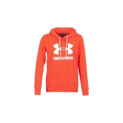 Bluzy damskie: Bluzy Under Armour  FAVORITE FLEECE WORDMARK POPOVER
