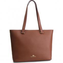 Torebka WITTCHEN - 87-4E-407-5 Brązowy. Brązowe torebki klasyczne damskie marki Wittchen, ze skóry. W wyprzedaży za 459,00 zł.