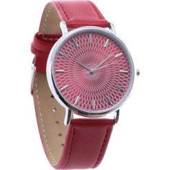 Czerwony Zegarek Commonplace. Czerwone zegarki damskie Born2be. Za 29,99 zł.