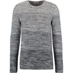 Swetry klasyczne męskie: KIOMI Sweter mottled grey