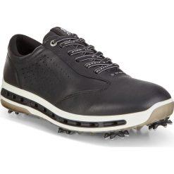 Golfy męskie: ECCO Men's Golf Cool – Czarny – 39
