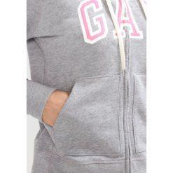 Bluzy damskie: GAP Bluza rozpinana heather grey