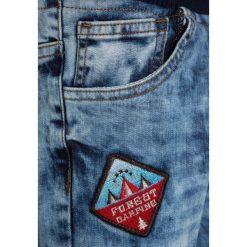 Rurki dziewczęce: Desigual PARCHES Jeansy Slim Fit blue denim