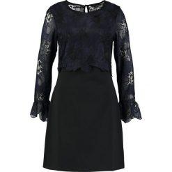 Sukienki hiszpanki: Cortefiel VESTIDO IMAGEN Sukienka z dżerseju black
