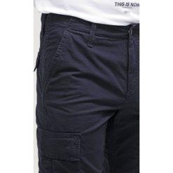 Spodnie męskie: Carhartt WIP REGULAR COLUMBIA Bojówki dark navy rinsed