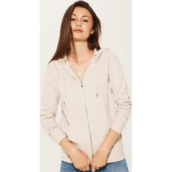 Bluza basic - Kremowy. Białe bluzy damskie marki House, l. Za 59,99 zł.