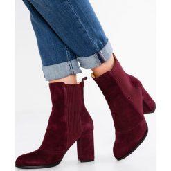 Botki damskie lity: Shoe The Bear BICH  Botki burgundy