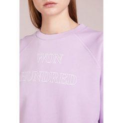 Bluzy rozpinane damskie: Won Hundred ONE Bluza pink