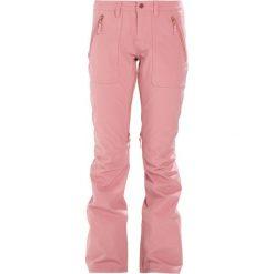 Burton VIDA Spodnie narciarskie dusty rose. Czerwone bryczesy damskie Burton, l, z materiału, narciarskie. W wyprzedaży za 569,25 zł.