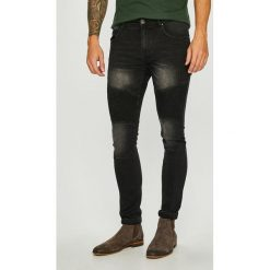 Medicine - Jeansy Scottish Modernity. Czarne jeansy męskie relaxed fit MEDICINE, z bawełny. Za 169,90 zł.