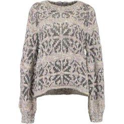 Custommade DAYAN BY NUMBERS Sweter mojave desert. Szare swetry klasyczne damskie Custommade, s, z materiału. W wyprzedaży za 435,60 zł.