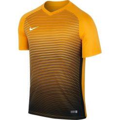 Nike Koszulka męska SS Precision IV JSY  żółta r. XL (832975 739). Żółte koszulki sportowe męskie marki ATORKA, xs, z elastanu. Za 119,00 zł.