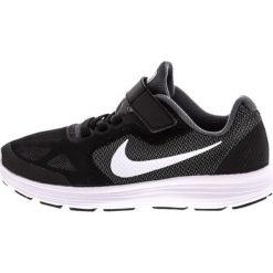 Nike Performance REVOLUTION 3 Obuwie do biegania treningowe dark grey/white/black/wolf grey. Szare buty do biegania damskie marki Nike Performance, z materiału. Za 149,00 zł.