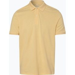 Nils Sundström - Męska koszulka polo, żółty. Żółte koszulki polo Nils Sundström, m, z bawełny. Za 49,95 zł.
