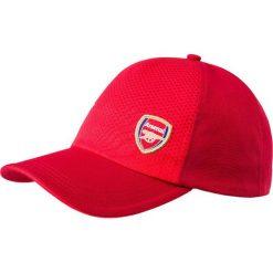 Czapki męskie: Puma Czapka męska Arsenal Cap Chili Pepper High Risk czerwona (021368)