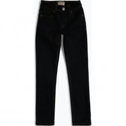 Review - Jeansy chłopięce slim fit, niebieski. Niebieskie jeansy chłopięce marki Review. Za 89,95 zł.