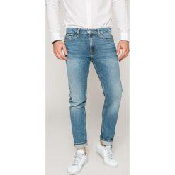 Calvin Klein Jeans - Jeansy. Niebieskie jeansy męskie slim marki Calvin Klein Jeans. W wyprzedaży za 399,90 zł.