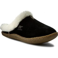 Kapcie damskie: Kapcie SOREL – Nakiska Slide NL 1612 Black/Fossil 010