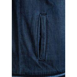 Mothercare Kurtka jeansowa denim. Niebieskie kurtki chłopięce przeciwdeszczowe mothercare, z bawełny. Za 149,00 zł.