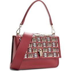 Torebka CAVALLI CLASS - Milano Rmx C72PWCNS0032B02 Black/Red B02. Czarne torebki klasyczne damskie marki Cavalli Class, ze skóry. W wyprzedaży za 899,00 zł.