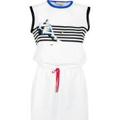 Sukienki: Sukienka MONREAL LONDON PIN-UP Biały|Print