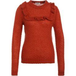Swetry damskie: Baum und Pferdgarten CHERIE  Sweter rooibos red