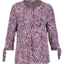 Bluzki asymetryczne: Betty & Co Bluzka purple/white