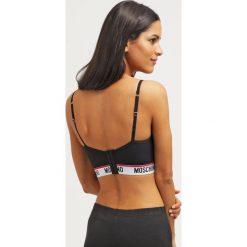 Biustonosze bardotka: Moschino Underwear Biustonosz pushup black/white