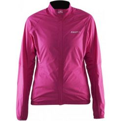 Odzież sportowa damska: Craft Kurtka Rowerowa Damska Velo Wind W Pink S