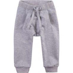Spodnie niemowlęce: Spodnie dresowe z obniżonym krokiem dla dziecka 0-3 lata