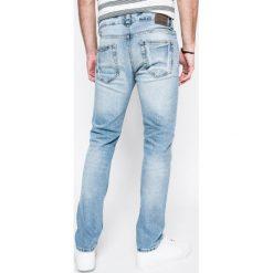 Only & Sons - Jeansy. Niebieskie jeansy męskie slim marki Only & Sons, z bawełny. W wyprzedaży za 129,90 zł.