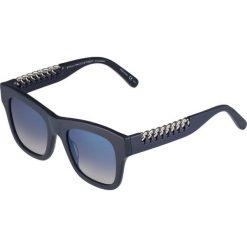 Okulary przeciwsłoneczne damskie aviatory: Stella McCartney Okulary przeciwsłoneczne blue