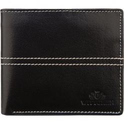 Portfel 14-1-119-1. Czarne portfele męskie Wittchen. Za 108,00 zł.