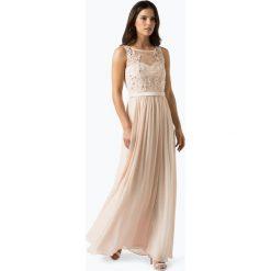 Sukienki: Marie Lund – Damska sukienka wieczorowa, pomarańczowy