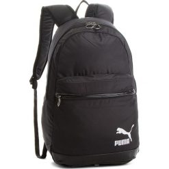 Plecak PUMA - Orginals Daypack 075086  Puma Black 01. Czarne plecaki męskie marki Puma. W wyprzedaży za 129,00 zł.