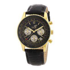 "Zegarki męskie: Zegarek ""IG.ATLA.1.600207"" w kolorze czarnym"