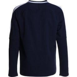 Nike Performance DRY CREW Bluza obsidian/white/white. Niebieskie bluzy chłopięce marki Nike Performance, z materiału. Za 139,00 zł.