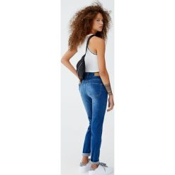 Jeansy push up. Szare jeansy damskie Pull&Bear. Za 79,90 zł.