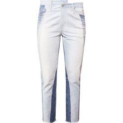 Boyfriendy damskie: AG Jeans ISABELLE Jeansy Slim Fit lightblue denim