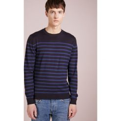 Swetry klasyczne męskie: CLOSED RINGEL JUMPER Sweter marine