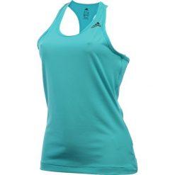Bluzki sportowe damskie: koszulka sportowa damska ADIDAS D2M TANK SOLID / BK2661