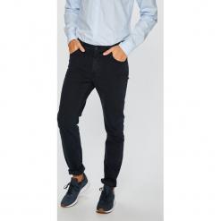 Lee - Jeansy. Czarne jeansy męskie slim Lee. Za 319,90 zł.