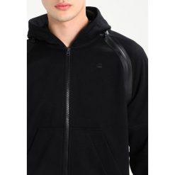 Kardigany męskie: GStar RACKAM HOODED ZIP SW L/S Bluza rozpinana black